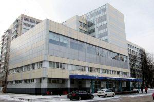 Учебный корпус Финансового университета при Правительстве РФ
