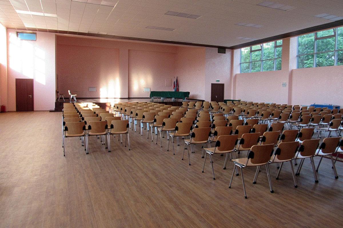 Ремонт учебного корпуса Финансового университета при Правительстве РФ