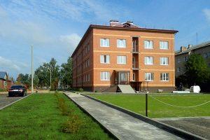 Гостинично-жилой комплекс в Воробьёво